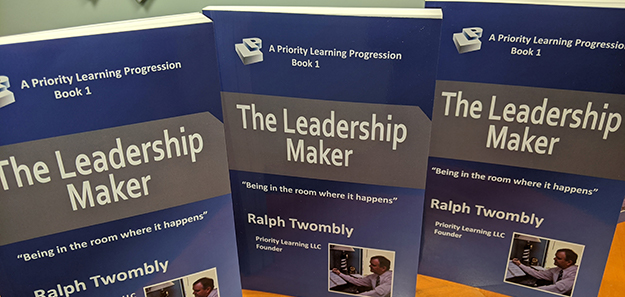 The Leadership Maker - From The Author